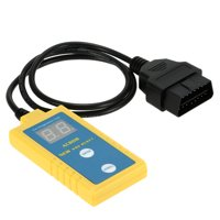 ALBABKC AC808 Auto Car Airbag Diagnostic Scan Tool Code Reader Scanner Read and Clear SRS Trouble Codes for BMW
