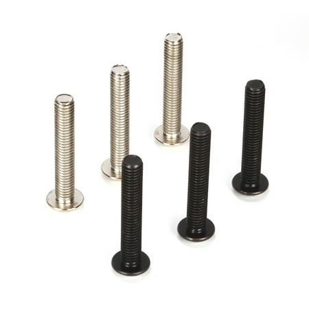 Shock Set Mini - Losi Lower Shock Mounting Screw Set, 5mm (6): 5IVE-T, MINI WRC, LOSB6579