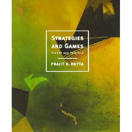Strategies and Games : Theory and Practice ()