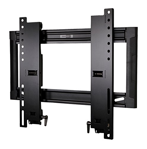 """Omnimount Omnielite Oe80t Wall Mount For Flat Panel Display - 27"""" To 47"""" Screen Support - 80 Lb Load Capacity - Black (oe80t)"""