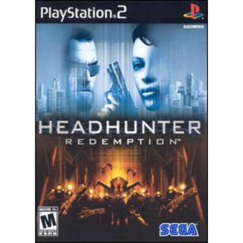Headhunter: Redemption PlayStation 2 by Sega
