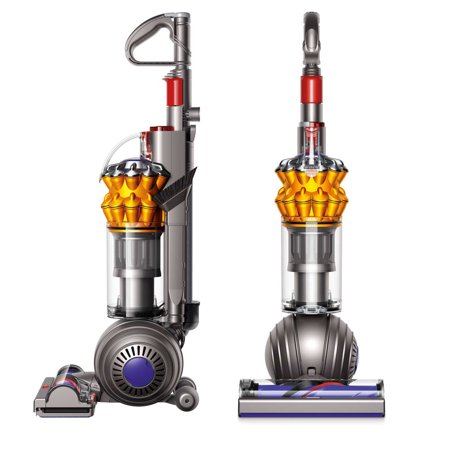 Dyson Small Ball Multi Floor Upright Vacuum - Yellow (Refurbished)