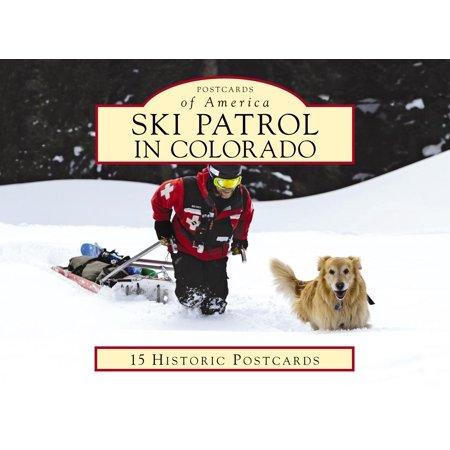 American Postcard - Postcards of America: Ski Patrol in Colorado (Other)