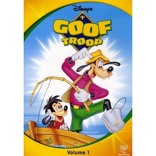 Goof Troop, Volume 1 (Full Frame)