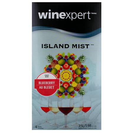 Blueberry Pinot Noir (Island Mist) Silver Oak Chocolate Wine