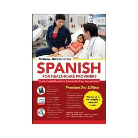 Mcgraw Hill Education Spanish For Healthcare Providers