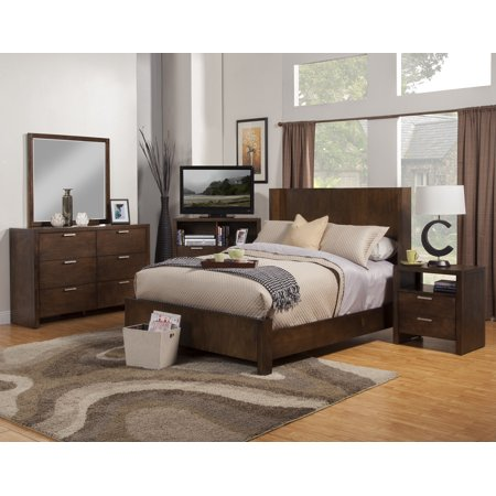 Austin Queen Bed (Plantation Bed)