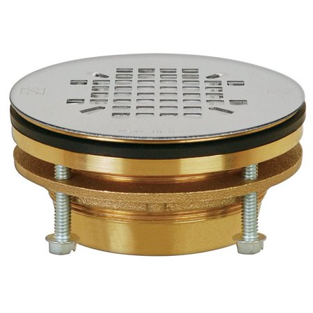 Sioux Chief Jacking Bolt Shower Drain 2 in. ()
