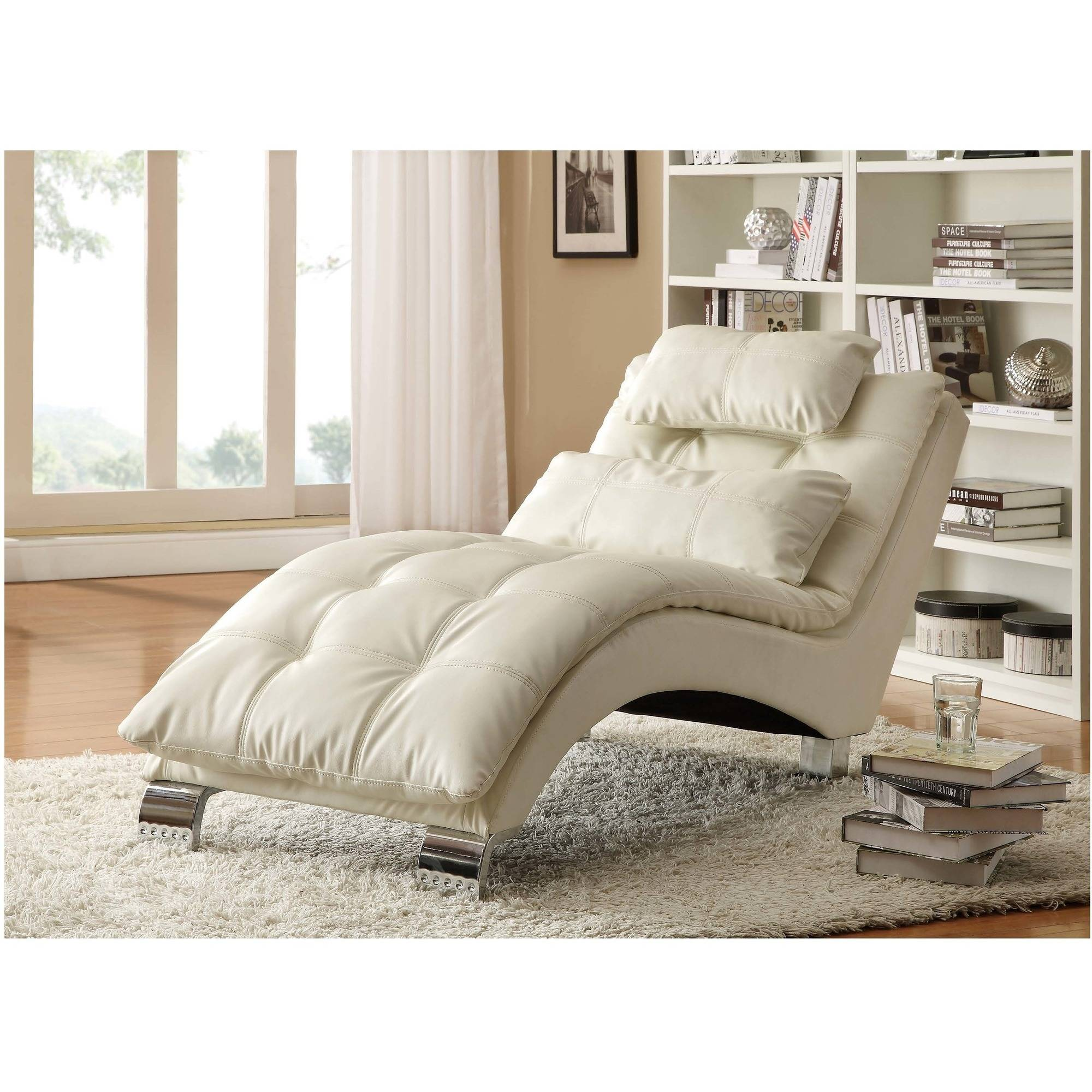 white leather chaise accent yoga chair chaise white faux leather white sex 21984 | 81b4d984 7a35 4e10 bd68 c9869bf981a3 1.685a7e79b20dd96ab77612f21ea81757