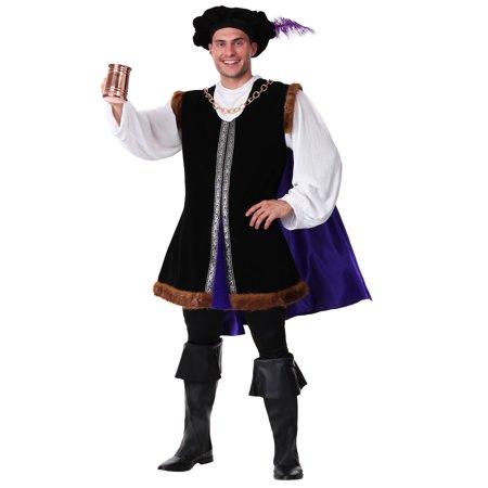 Male Renaissance Costumes (Plus Size Noble Renaissance Man)