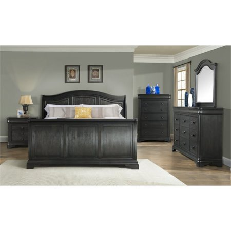 Peachy Picket House Furnishings Conley 6 Piece King Sleigh Bedroom Set Home Interior And Landscaping Ferensignezvosmurscom
