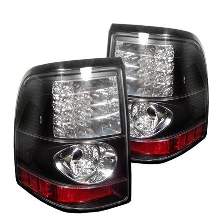 Spyder Ford Explorer 4Dr (Except Sport Trac) 02-05 LED Tail Lights - - Spyder Explorer