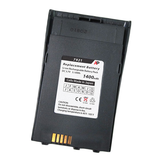 Cisco 7921G Phone Replacement Battery. 1400 mAh