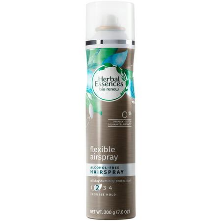 Herbal Essences Bio:renew Flexible Hairspray, 7.0 Oz (Gray Hair Spray For Halloween)