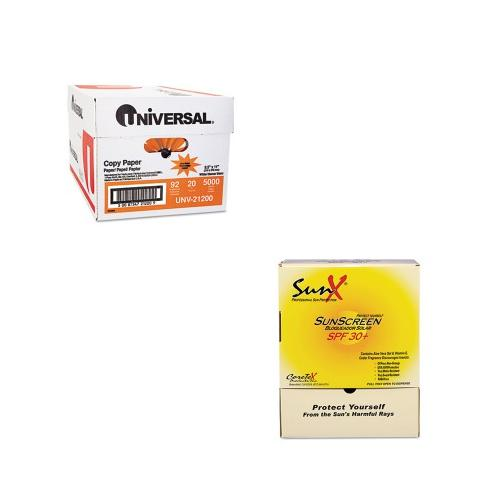 Shoplet Best Value Kit - Coretex Products SPF30 Sunscreen (PFYCT91664) and Un...