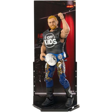 WWE Elite Collection Heath Slater Figure - Wwe Smackdown Divas Halloween