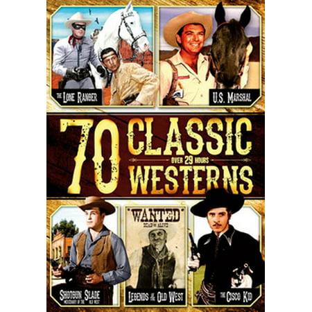 70 Classic Western Stories (DVD) - Classic Halloween Stories