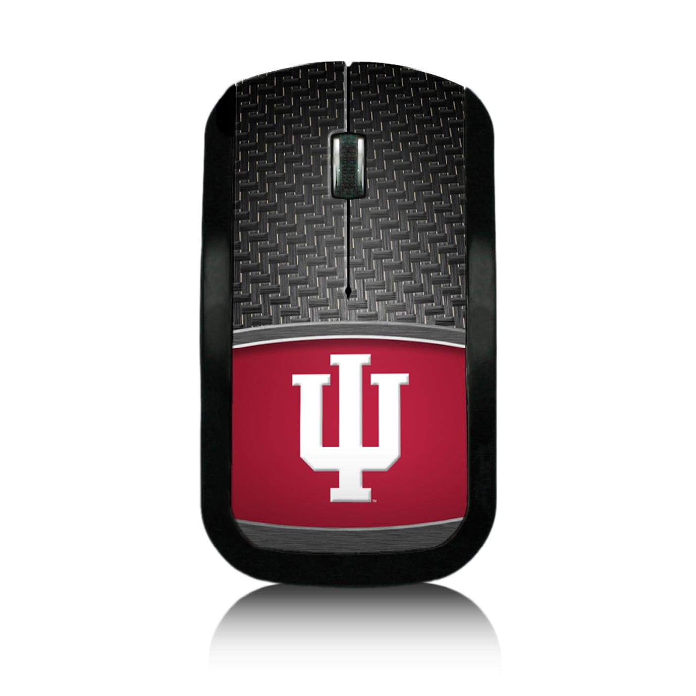 Indiana Hoosiers Wireless USB Mouse NCAA