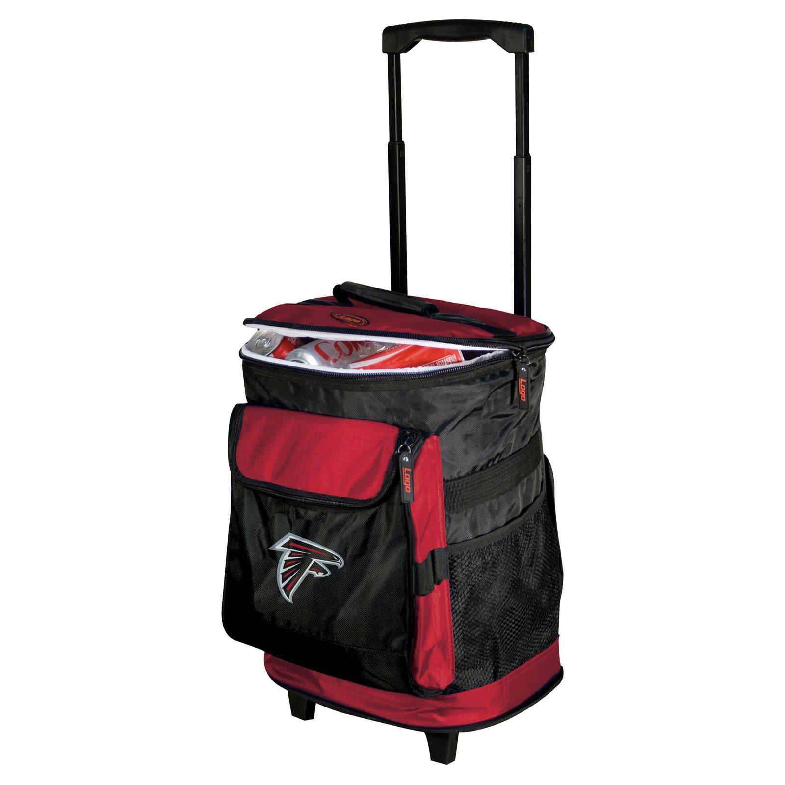 Logo NFL Atlanta Falcons Rolling Cooler