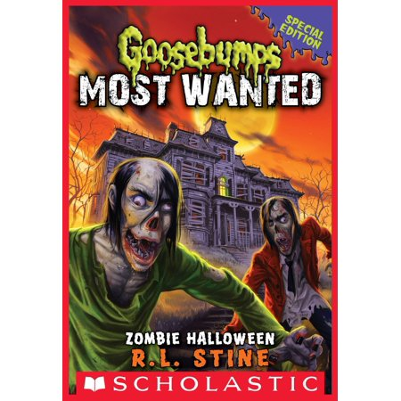 Zombie Halloween (Goosebumps Most Wanted Special Edition #1) - - Halloween Lunch Specials