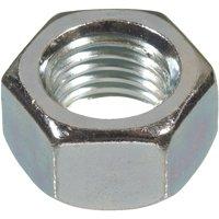 Hillman Grade 2 Zinc Hex Nut