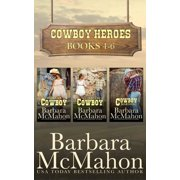 Cowboy Heroes Boxed Set Books 4-6 - eBook