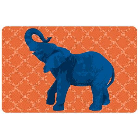 Five Elephants - Bungalow Flooring Surfaces Elephant 5 Accent Doormat