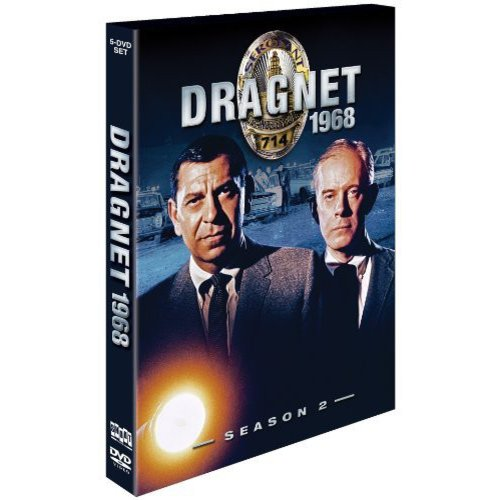 Dragnet: Season 2      (Full Frame)