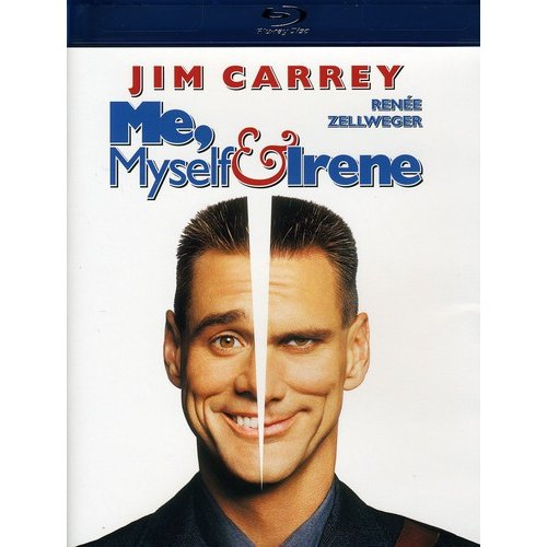 Me, Myself And Irene (Blu-ray)  (Widescreen)