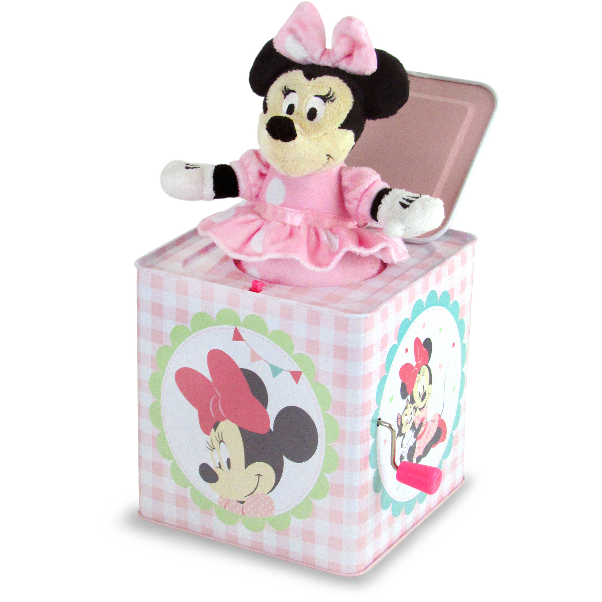 Kids Preferred Minnie Mouse Jack-in-the-Box