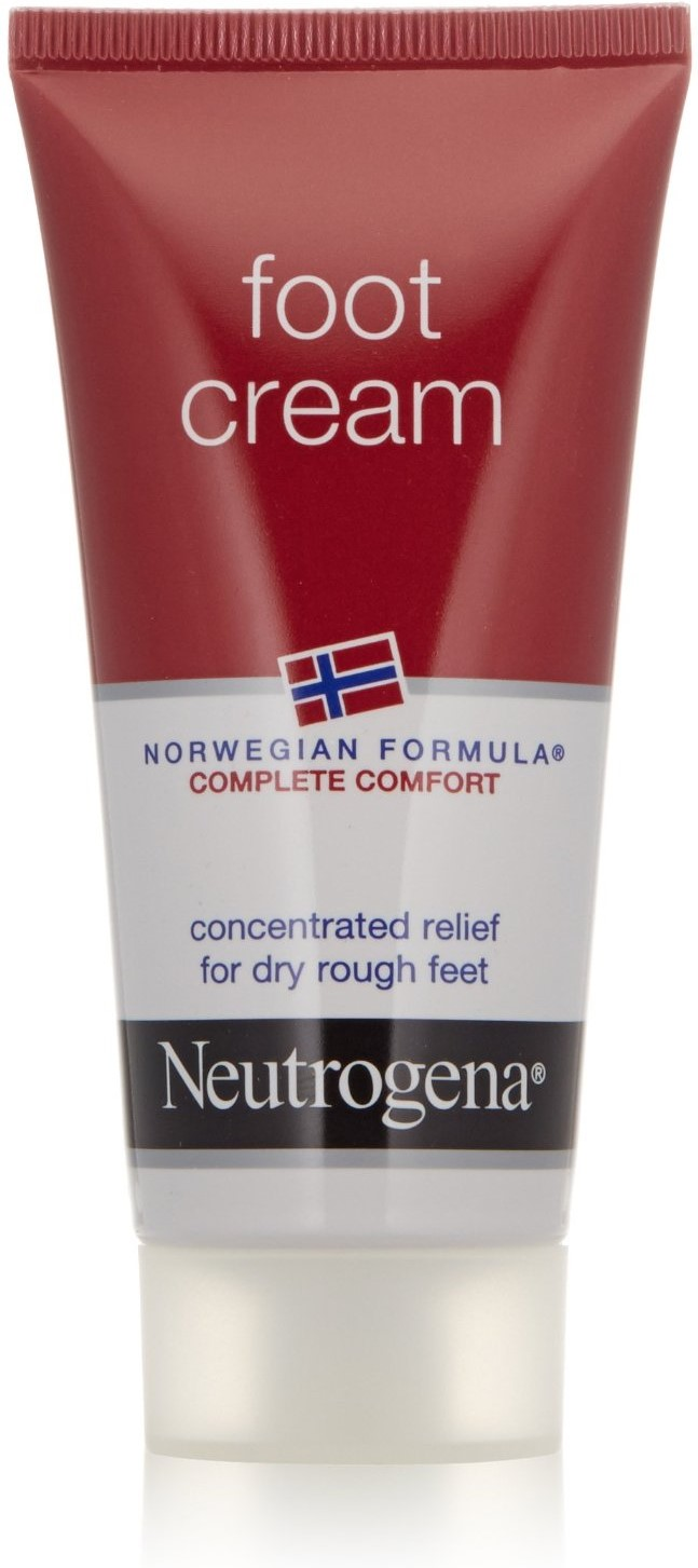neutrogena callus foot cream