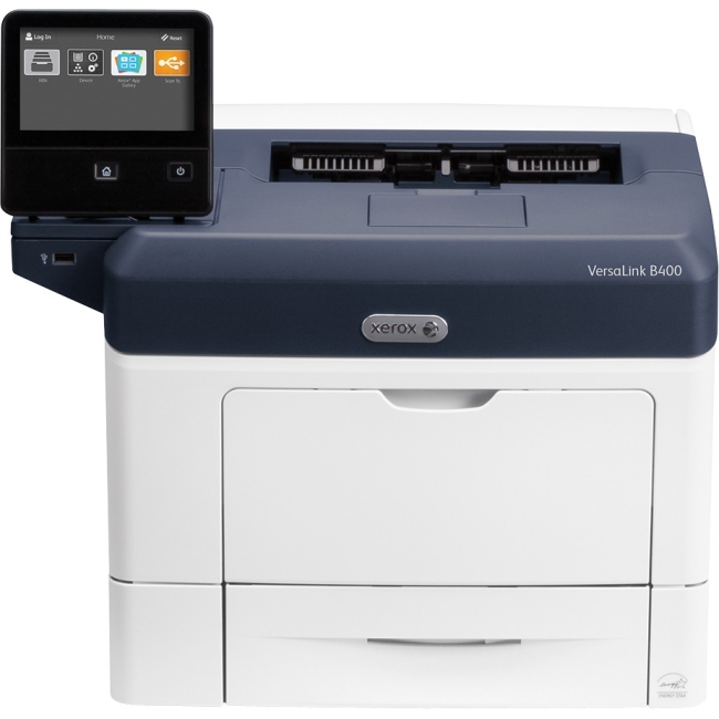Xerox VersaLink B400 DNM Laser Printer Monochrome 1200 x 1200 dpi Print Plain Paper Print Desktop (b400-dnm) by Xerox