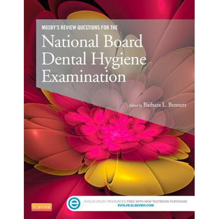 Mosby's Review Questions for the National Board Dental Hygiene Examination - E-Book -