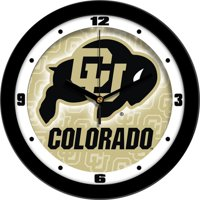 Suntime ST-CO3-COB-DWCLOCK Colorado Buffaloes-Dimension Wall Clock