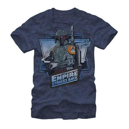 Boba Fett Suit (Star Wars Boba Fett Episode V Empire Strikes Back T-Shirt)