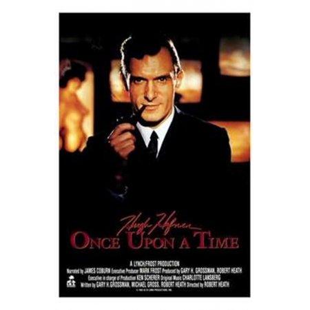 Hugh Hefner Once Upon A Time Movie Poster  11 X 17