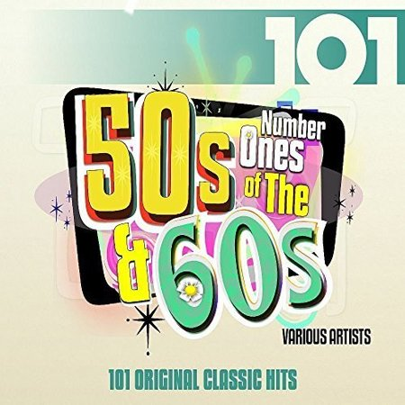 101 - Number 1s Of The 50s & 60s / Various (CD)](The Roaring 50s)