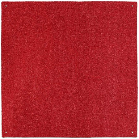 outdoor turf rug red 12 39 x 12 39 several other sizes to choose from. Black Bedroom Furniture Sets. Home Design Ideas