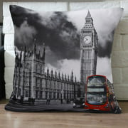 Jovi Home London Cotton Pillow Cover (Set of 2)