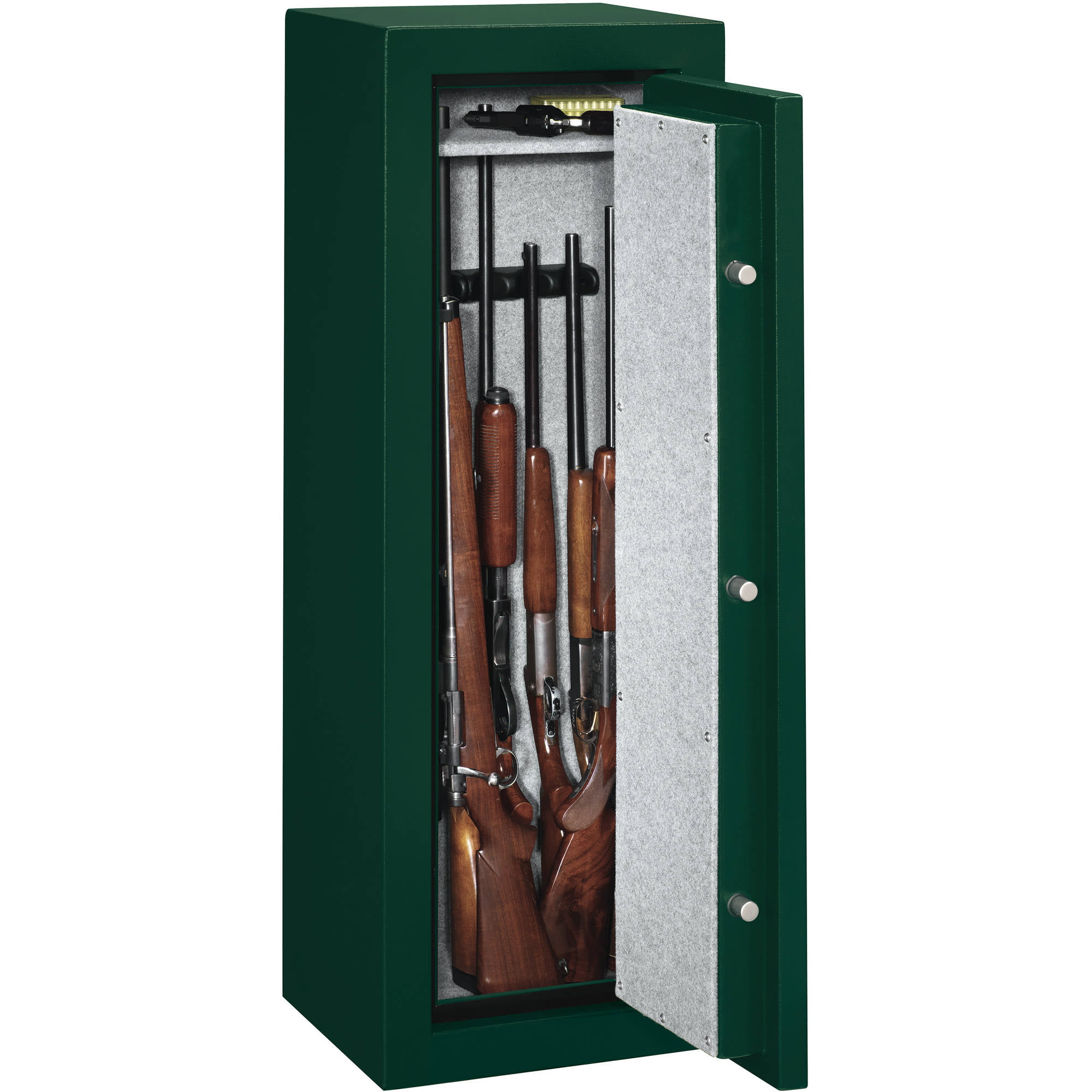 stack on 8 gun fire resistant security safe with combination lock fs rh walmart com stack-on 8 gun security cabinet black stack-on® 8-gun security cabinet