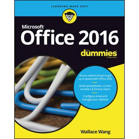 Office 2016 for Dummies](Ventriloquist Dummy For Sale)