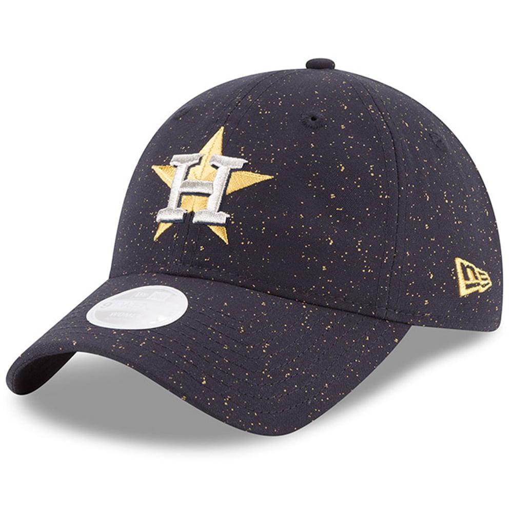 Houston Astros New Era Women's 2017 World Series Champions 9TWENTY Adjustable Hat - Navy - OSFA