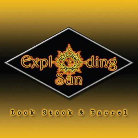 Exploding Sun   Lock Stock   Barrel  Cd