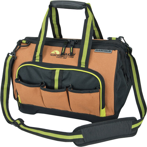 Igloo 24-Can MaxCold Workman's Meal To Go Lunch Box, Tan