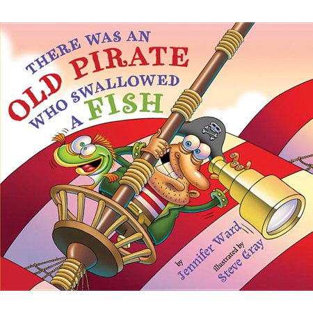 There Was an Old Pirate Who Swallowed a Fish Old Atlanta Fish