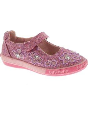 cf46a2d1 Product Image Lelli Kelly Kids Girls LK1101 Fashion Mary Jane Flats Shoes