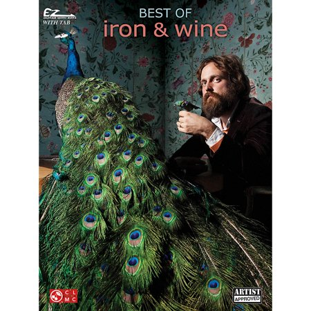 Cherry Lane Best Of Iron & Wine Easy Guitar With