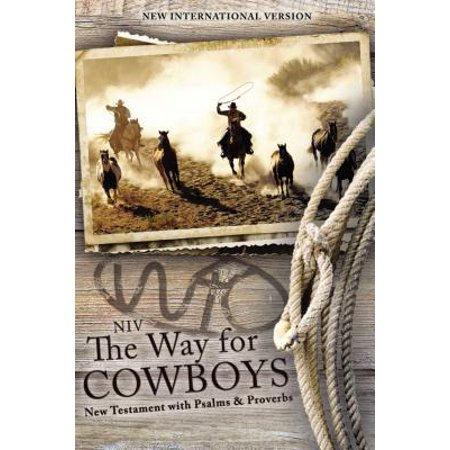 New Testament Recovery (NIV, the Way for Cowboys New Testament with Psalms and Proverbs,)