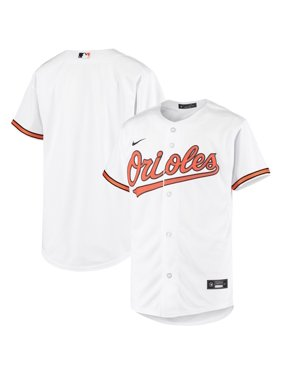 Baltimore Orioles Nike Youth Home 2020 Replica Team Jersey - White