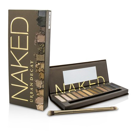 Urban Decay - Naked Eyeshadow Palette: 12x Eyeshadow, 1x Doubled Ended Shadow/Blending Brush --](Urban Decay Electric Palette Halloween)